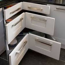 30 corner drawers and storage solutions for the modern kitchen much better than a lazy susan in a corner cabinet for the home