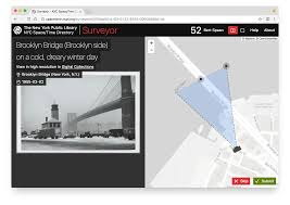 Embed Google Maps On Your Blog Or Site Blodger by Surveyor Geotagging Tool Puts Nypl Photos On The Map The New