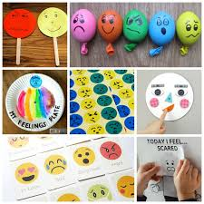 30 games activities and printables to teach emotions to young kids