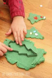 Homemade Christmas Tree Decorations Dough Photo Album Play Doh Christmas Ornament All Can Download All