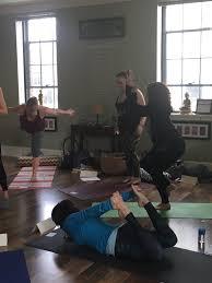 twist kids yoga