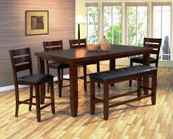 tall square dining table steve silver julian 9 piece counter