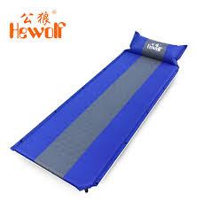 195 65 5cm lengthen widen thicken self inflating mat outdoor