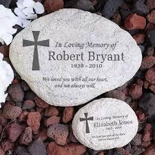personalized garden stones personalized garden stones