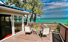 Waimanalo Beach Cottage by Hawaii Vacation Rentals