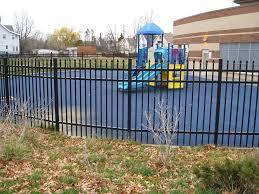 echelon ii aluminum fence industrial ornamental aluminum fence