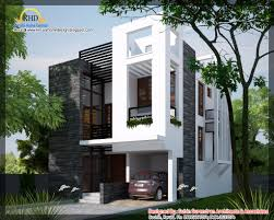 New Contemporary Home Designs In Kerala Modern Contemporary House Design Trend 4 On Design Modern House
