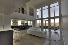 livingroom calgary high end residential modern living room calgary by cinergy