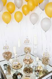 nye party kits glitzy white silver gold and new years