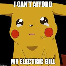 Funny Pikachu Memes - pikachu crying imgflip