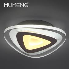 Ultra Modern Ceiling Light by Mumeng Modern Acrylic Led Ceiling Light 12w 220v Ultrathin Living