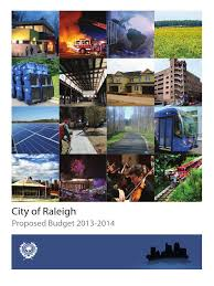 raleigh fy14 proposed operating budget budgets and budgeting