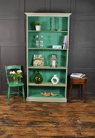 Annie Sloan Painted Bookcase Furniture Home Furniture Home Emmy Mom One Day At Time Painting