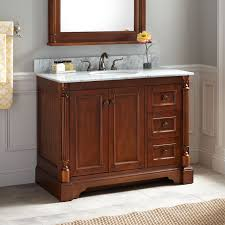 solid wood vanity signature hardware