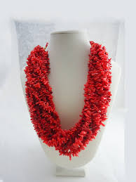 bib necklace designs images Chinwe bamboo red coral statement necklace hautecorals jpg
