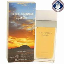 dolce and gabbana light blue 3 3 oz amazon dolce gabbana light blue sunset in salina 100ml 3 3oz eau de