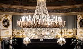 versailles chandelier 1777 2017 versailles celebrates the 240 years of théâtre