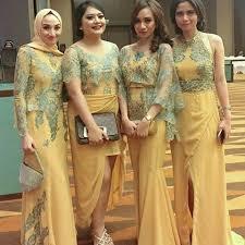 contoh gambar kebaya 17 trend model kebaya 2018 untuk til modis modern dan stylish