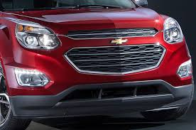 refreshed 2016 chevrolet equinox teased