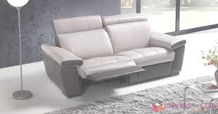 canapes relaxation canapes relaxation canape cuir relax electrique 3 places