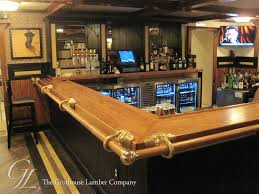 Counter Bar Top Commercial Bar Tops Of Wood For A Restaurant Cafe Or Pub By Grothouse
