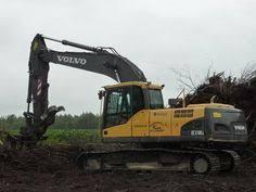 volvo ec240c l ec240cl excavator service repair manual instant
