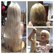 6 year old girl haircuts when you find out why this 6 year old girl chopped off 2 feet of