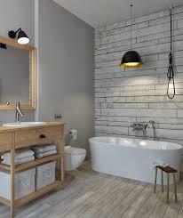 wandgestaltung gäste wc badezimmer ohne fliesen ideen für fliesenfreie wandgestaltung
