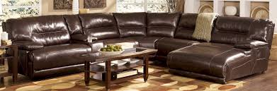 Artificial Leather Sofa Faux Leather Sectional Sofa With Chaise