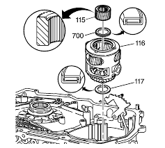 repair instructions final drive and differential assembly
