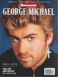 amazon com newsweek george michael everything else
