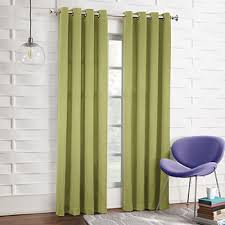 Teal And Yellow Curtains Sun Zero Curtains U0026 Drapes For Window Jcpenney
