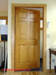 home depot 6 panel interior door 6 panel solid wood interior doors choijason