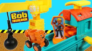 bob builder construction playset mash mold play sand