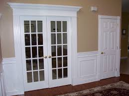 Dining Room Molding Ideas Pediment Capped Door With Fluted Casing Front Door Downstairs