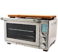 Breville Convection Toaster Oven Breville Stainless Steel 1800w Xl Smart Oven W Cutting Board