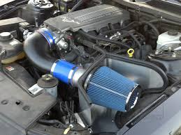 ford mustang cold air intake 2005 2009 mustang gt 4 6l steeda proflow cold air intake 555 3131