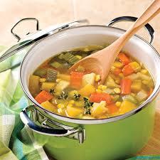cuisine d automne soupe aux légumes d automne recettes cuisine et nutrition