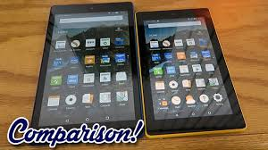 kindle fire hd 7 amazon black friday amazon fire 7 vs fire hd 8 with alexa speed test 2017 model