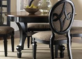 The  Best Black Round Dining Table Ideas On Pinterest Dining - Black dining room sets