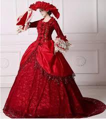 masquerade costumes royal renaissance dresses chagne