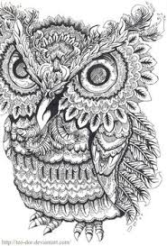 bright owl challenge 83 before coloring http thebrightowl