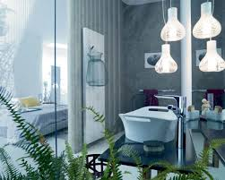 bathroom pendant lighting ideas innovative bathroom pendant lighting ideas in house design plan