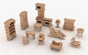 Small Furniture | smaller scale furniture set two furniture makecnc com