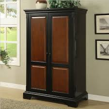 Riverside Computer Armoire Riverside Furniture Bridgeport Computer Armoire In Antique Black