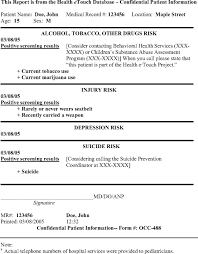 Resume Samples Warehouse Manager by Trial Of Computerized Screening For Adolescent Behavioral Concerns