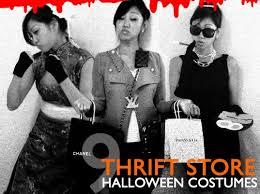Baraka Halloween Costume Thrift Store Halloween Ecouterre