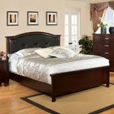 Pc Bedroom Set Louis Philippe Style White Black Cherry - Lorrand 5 piece cherry finish bedroom set