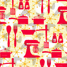 Kitchen Wallpaper Designs by Retro Kitchen Wallpaper Uk Galleryimage Co