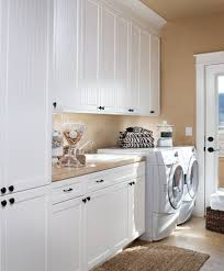 interior dazzling laundry room design setup with side by side